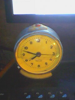 Found an Old Clock under the Couch…