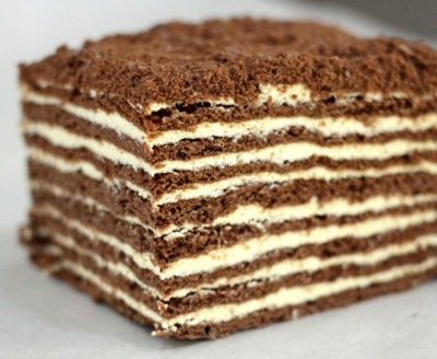 Chocolate Layer Cake Recipe