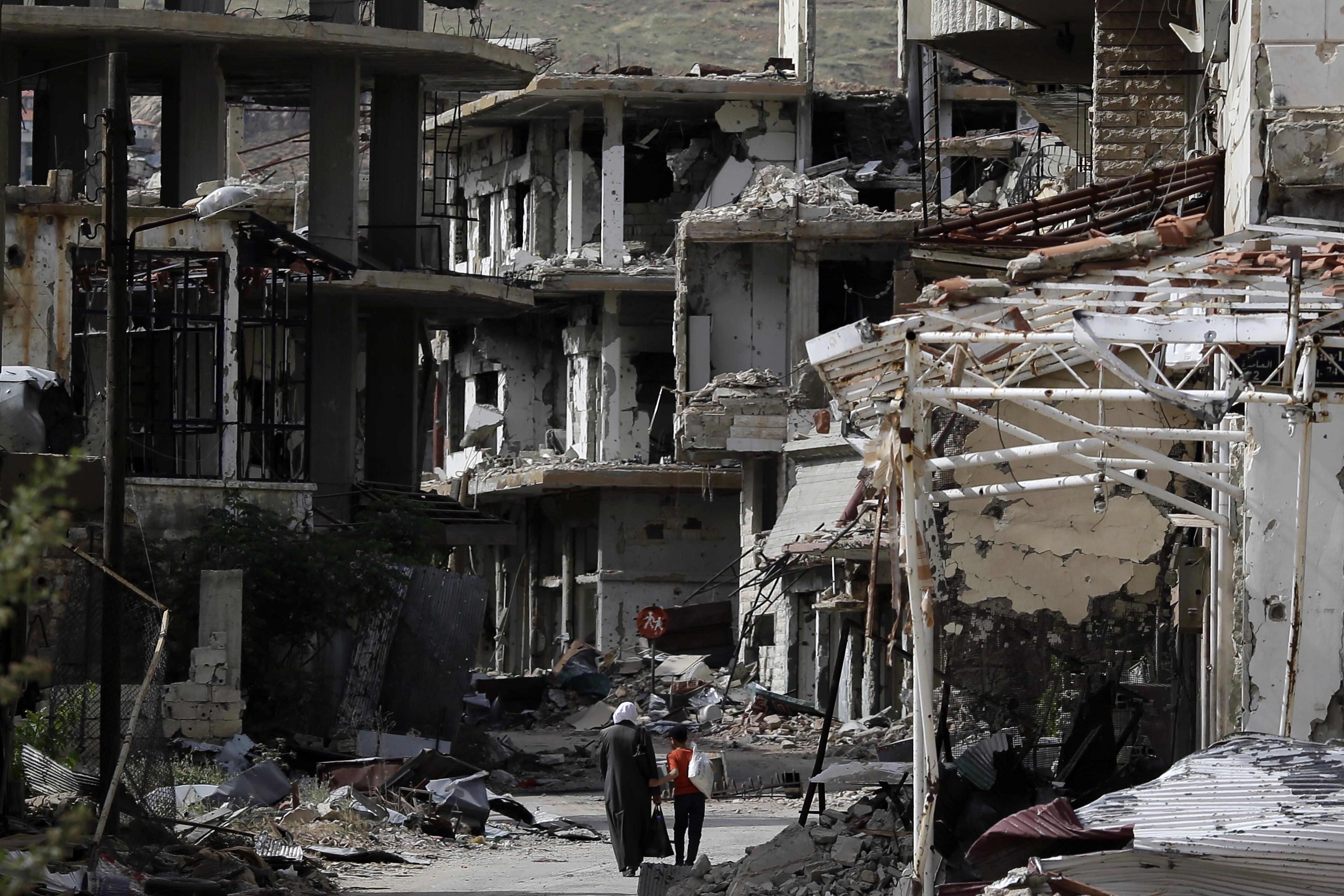 U.S. aircraft conduct strike on Syrian army convoy