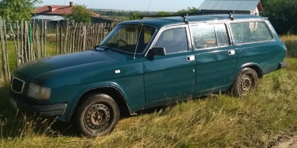 Sammy the 310221 Volga GAZ is finally Done…