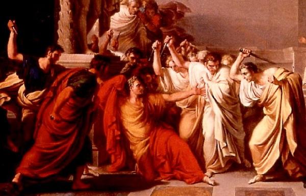 Et Tu, Brute? (How Empires Die)