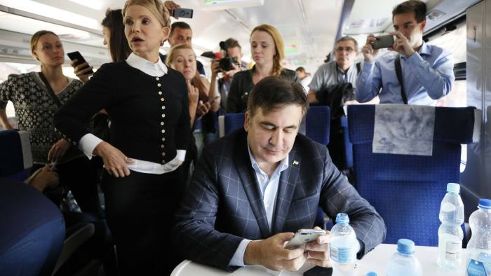 Coffee is good, Mikheil Saakashvili is US puppet, thus coffee is better…